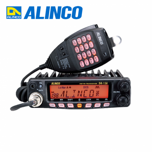 Alinco DR-138HT/HE / DR-438HE