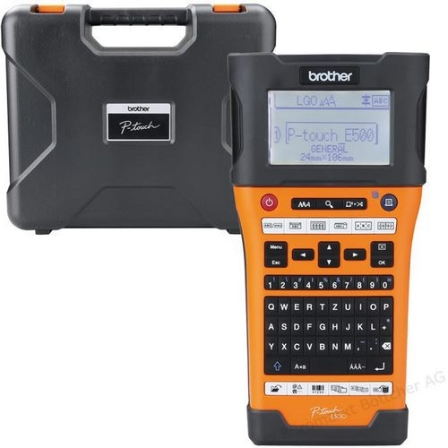 BROTHER PT-E500 (E500VP)