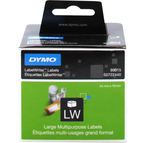 Dymo LW99015 / S0722440 ( 54mm x 70mm x 320 nhãn)