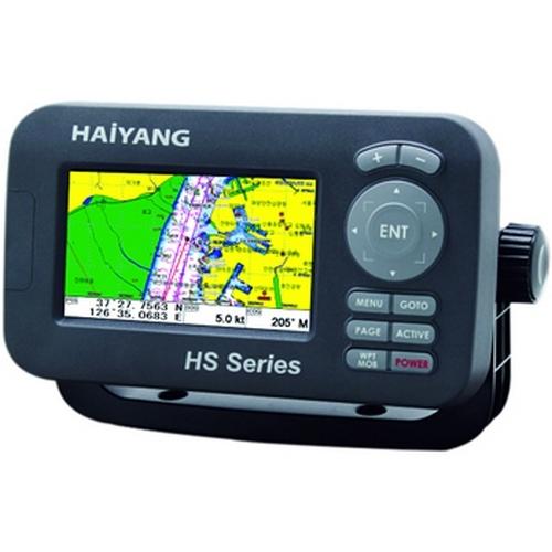 HAIYANG HS-320 / Định vị - hải đồ màu