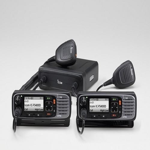 IC-F5400DT, IC-F6400DT