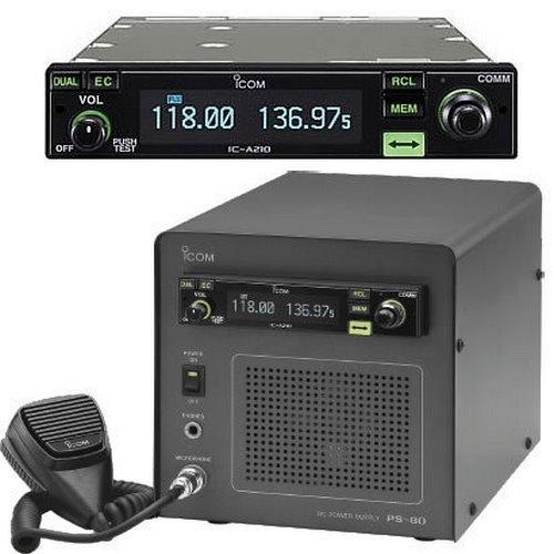 ICOM IC-A210 - Bộ đàm hàng không