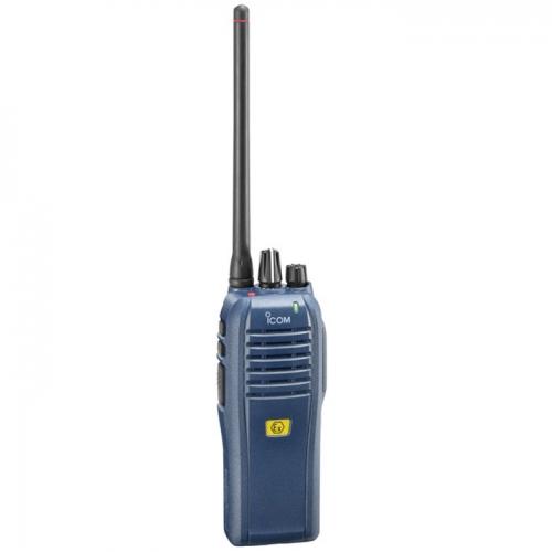 ICOM IC-F3202DEX - Chống cháy nổ