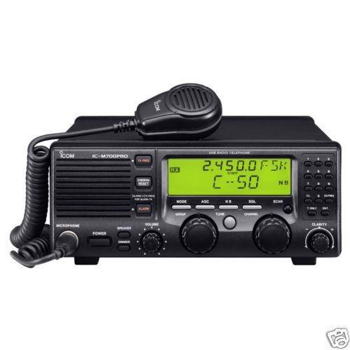 ICOM IC-M700 Pro - Máy thu phát MF/HF