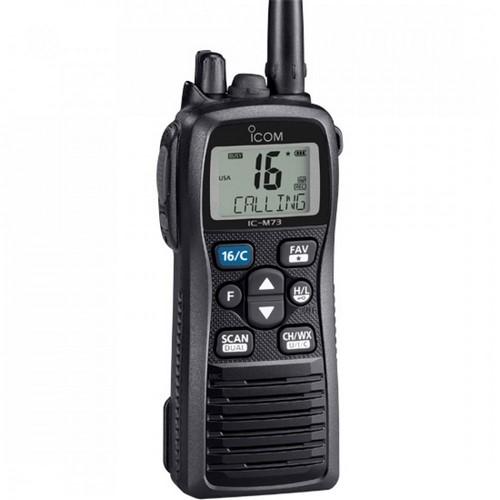 ICOM IC-M73 / Máy VHF hàng hải cầm tay