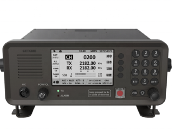 MF/HF DSC Class A CETCME WT-6000